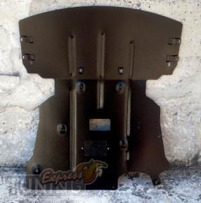 Защита двигателя БМВ 3 Е90