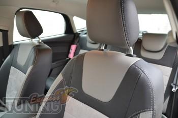 Автомобильные чехлы Форд Фокус 3 (Чехлы Ford Focus 3)