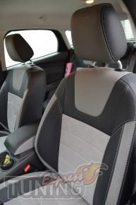 Автомобильные чехлы Форд Фокус 3 купить (Чехлы в салон Ford Focu