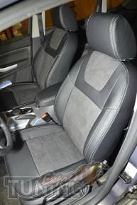 Автомобильные чехлы Форд Куга 1 купить в салон (Чехлы под автомо