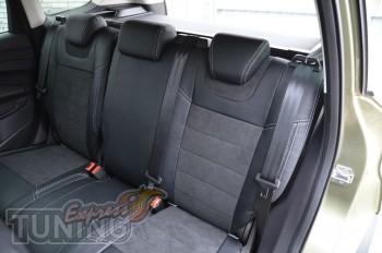 Автомобильные чехлы Форд Куга 2 купить (Чехлы в салон Ford Kuga