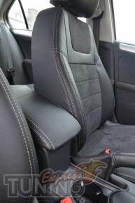 Автомобильные чехлы Фольксваген Джетта 6 (чехлы Volkswagen Jetta