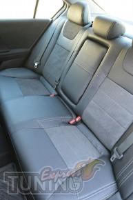заказать Автомобильные чехлы для Хонда Аккорд 9 (Чехлы Honda Acc