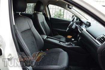 чехлы в салон Mazda 6 gj