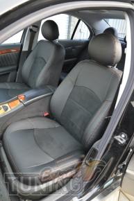 Автомобильные чехлы Мерседес W211(Чехлы в салон Mercedes W211)