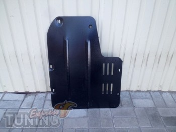 Защита коробки передач БМВ 5 Е60