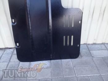 защита АКПП на BMW 5 E60