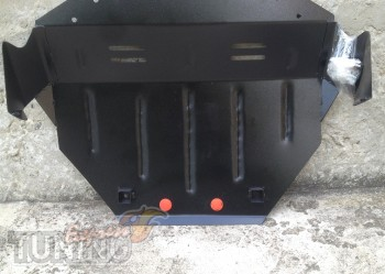 Защита двигателя bmw 7 (e32) /1986-1994/