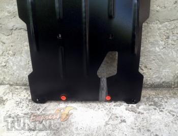 Защита двигателя BMW X6 E71 (защита картера )