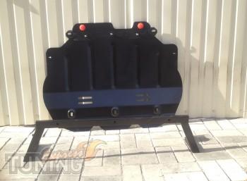 Защита двигателя на автомобиль Шкода Октавия А5 (защита картера