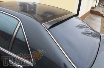 Спойлер на стекло Мерседес W140 седан (козырек Mercedes W140)