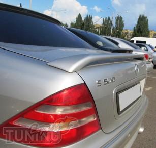 Высокий спойлер для Mercedes W220 (ExpressTuning)