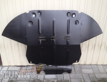 Защита двигателя Ауди А6 С5 (защита картера Audi A6 C5 и КПП)
