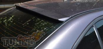 Пластиковая накладка-спойлер на заднее стекло Митсубиси Галант 8