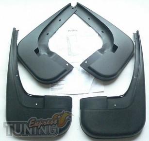 Брызговики для Mercedes Vito W639 (автомобильные брызговики Мерс