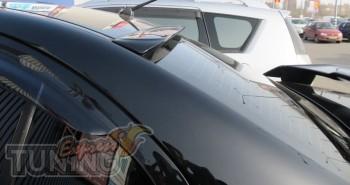 Задний фигурный спойлер на стекло Lancer X (магазин ExpressTunin