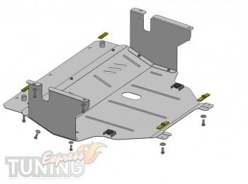 Защита моторного отсека Renault Trafic (защита на поддон Рено Тр