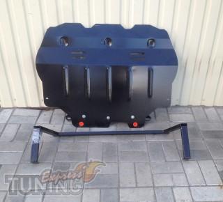 Защита двигателя Фольксваген Кадди (защита картера Volkswagen Ca