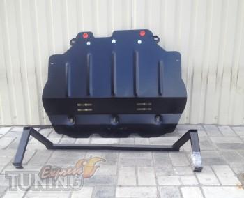 Защита двигателя Фольксваген Пассат Б6 (защита картера Volkswage