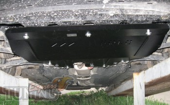 Защита двигателя Volkswagen Polo Sedan (защита картера Фольксваг