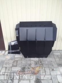 Защита двигателя Фольксваген Т4 (защита картера Volkswagen T4 Ca