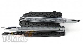 Дневные ходовые огни БМВ Х5 Е70 (ДХО для BMW X5 E70 DRL)