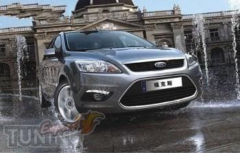 Дневные ходовые огни Форд Фокус 2 (ДХО для Ford Focus 2 sedan)
