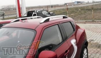 Рейлинги на автомобиль Ниссан Жук (рейлинги Nissan Juke Crown.ал