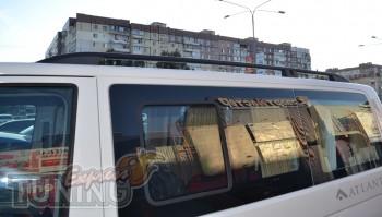 заказать Рейлинги Фольксваген Транспортер Т5 (рейлинги на крышу