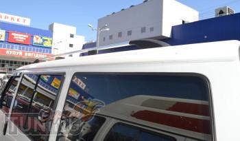 Рейлинги на машину Фольксваген Транспортер Т4 (продольные рейлин