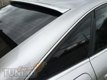 Спойлер на стекло Audi A6 C6 (спойлер на заднее стекло Audi A6 C