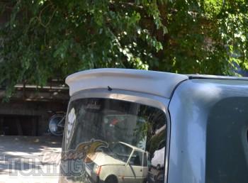 Продажа спойлера на Fiat Doblo 2 (Киев, ЭкспрессТюнинг)