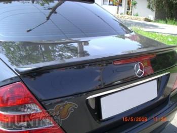 Фото спойлера для Mercedes W211 (ExpressTuning фото)