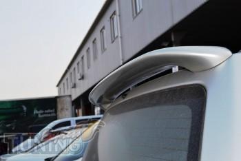 Спойлер задней двери Subaru Forester 2 (оригинальный спойлер Суб