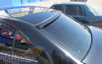 Козырек на заднее стекло Тойота Авенсис 2 (установка на авто)