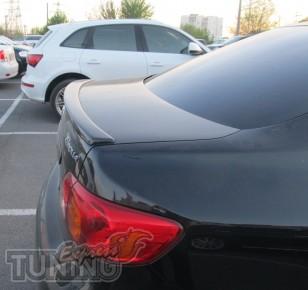 Купить спойлер на багажник Тойота Королла (лип спойлер Toyota Co
