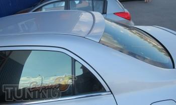 Спойлер на заднее стекло Тойота Королла 9 (козырек для Toyota Co