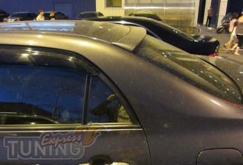 Накладка спойлер на стекло Toyota Corolla 9 (купить козырек на а