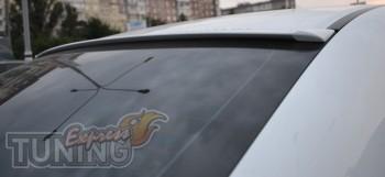 Накладка на заднее стекло Honda Accord 9 (спойлер бленда фото)