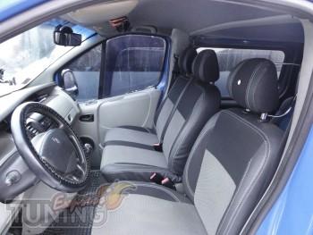 Чехлы Опель Виваро (авточехлы на сиденья Opel Vivaro)