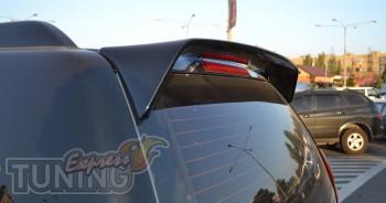 Спойлер для Тойота Прадо 120 (спойлер задней двери Toyota Land C
