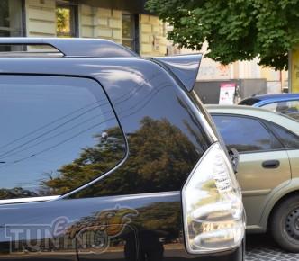 Пластиковый задний спойлер на Тойоту Прадо 120 (TTE)
