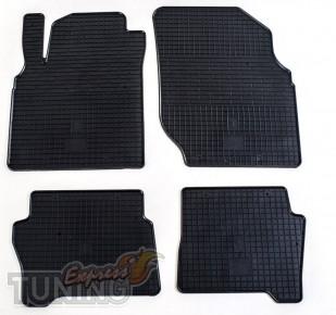 Купить резиновые коврики для Nissan Almera N16 (магазин ExpressT