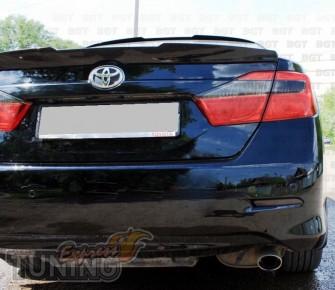 Заказать спойлер Toyota Camry 50 в магазине ExpressTuning