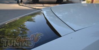 Спойлер на заднее стекло Тойота Камри 50 (козырек на Camry 50 Sp