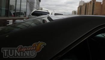 Тюнинг спойлер на стекло Toyota Camry V50 (оригинальная накладка