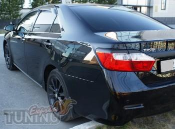 Тюнинг реснички на стопы Toyota Camry V50 седан (ExpressTuning)