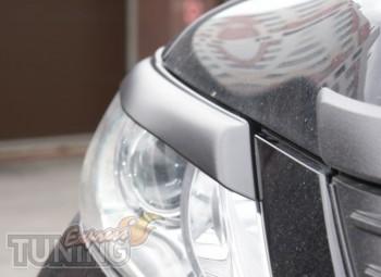 Купить реснички на фары Toyota Camry 50 в магазине ЭкспрессТюнин