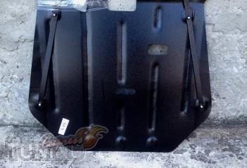заказать защиту картера BMW X5 E53