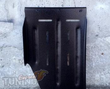 защита коробки передач BMW X5 E53